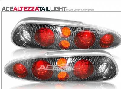 Custom - Carbon Taillights