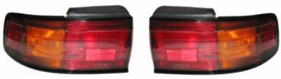Custom - Red Taillights