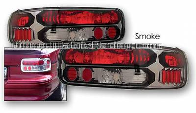 Custom - Smoked Altezza Taillights