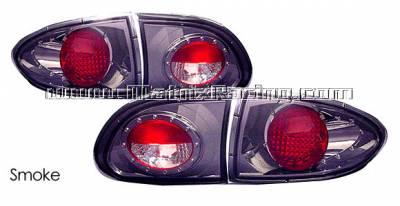 Custom - Smoke Taillights