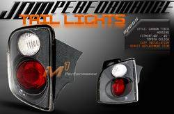 Custom - JDM Carbon Fiber  Altezza Taillights