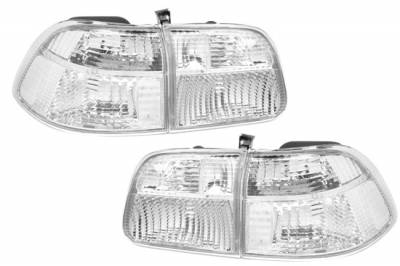 Custom - Diamond Taillights