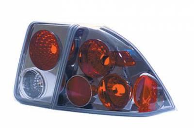 Custom - Chrome Euro Clear Altezza Taillights