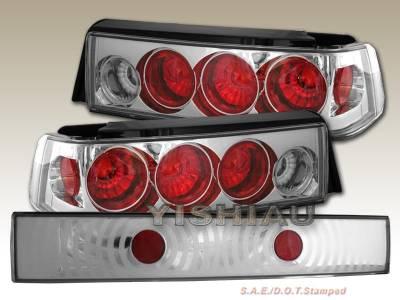 Custom - Chrome Euro Taillights