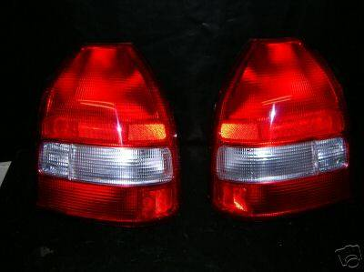 Custom - OEM Style Red Taillights