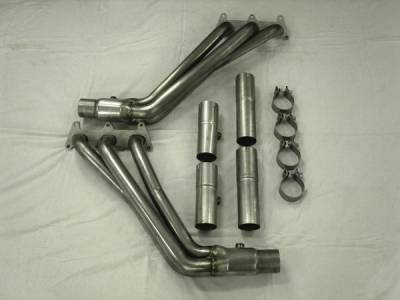Stainless Works - Chevrolet Camaro Stainless Works Header & Exhaust System - CA10V6HDRORST