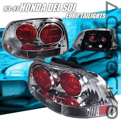 Custom - Euro Crystal Taillights
