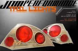 Custom - Titanium Smoke Taillights