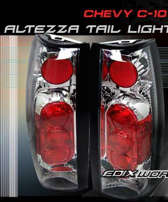 Custom - G-2 Chrome  Altezza Taillights