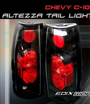 Custom - G-2 Black Altezza Taillights