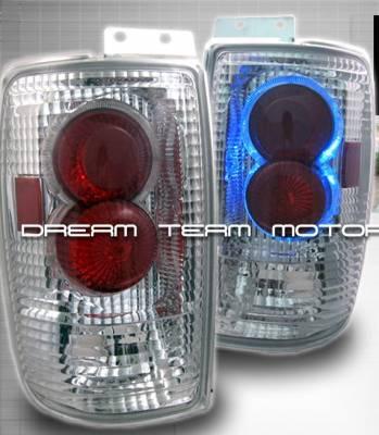 Custom - Halo Altezza Taillights