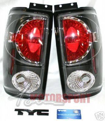 Custom - Black TYC Taillights