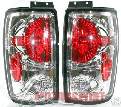 Custom - Chrome Euro Taillights