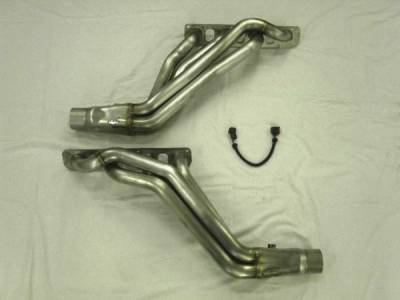 Stainless Works - Dodge Ram Stainless Works Header & Exhaust System - HM61HDR