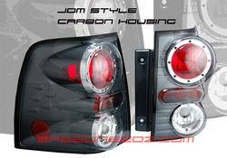 Custom - Euro Carbon Altezza Taillights