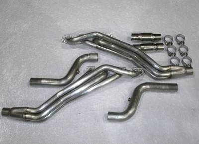 Stainless Works - Chrysler 300 Stainless Works Header & Exhaust System - HMHDROR
