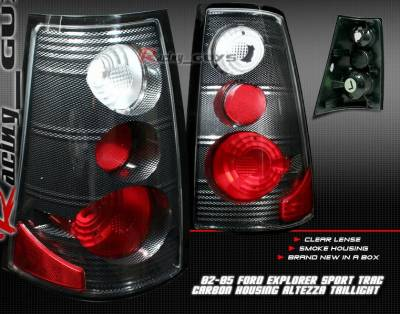 Custom - Sport Carbon Altezza Taillights