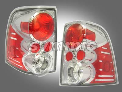 Custom - Euro Clear Taillights