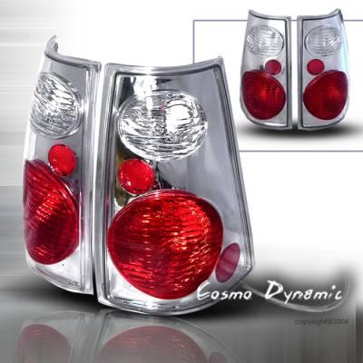 Custom - Sport Chrome Taillights