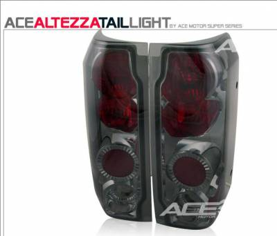 Custom - Smoke Altezza Taillights