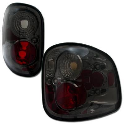 Custom - Smoke Altezza Flareside Taillights