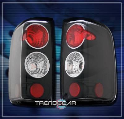 Custom - Euro Black Taillights