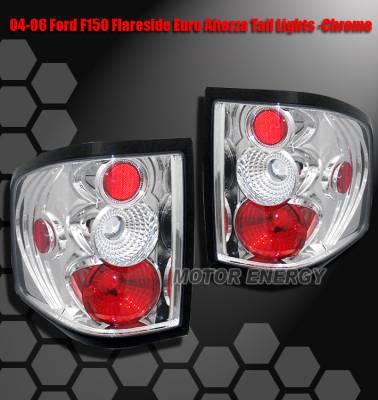 Custom - Chrome Altezza Flareside Taillights