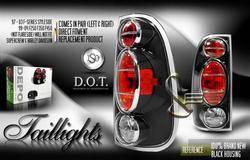 Custom - Depo Black Altezza Taillights