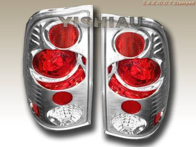 Custom - G2 Clear Taillights