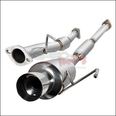 Spec-D - Honda S2000 Spec-D N1 Style Catback Exhaust - MFCAT2-S2K00