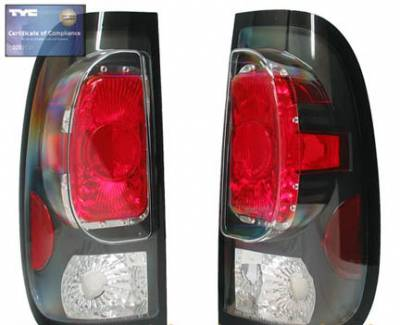 Custom - Black TYC Taillights