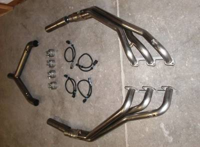 Stainless Works - Ford Mustang Stainless Works Header & Exhaust System - MV6HDRYOR