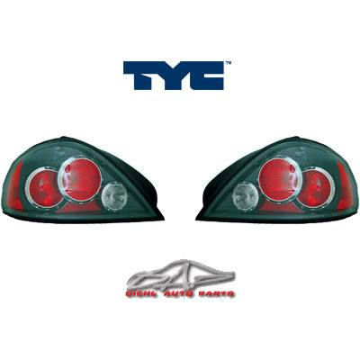 Custom - Carbon Fiber Taillights