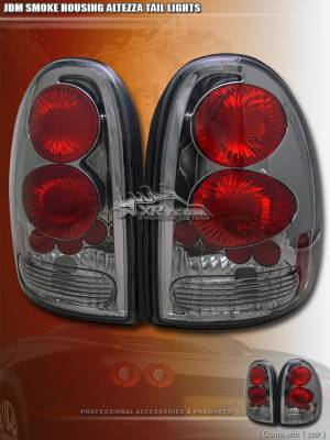 Custom - JDM Smoke Altezza Taillights