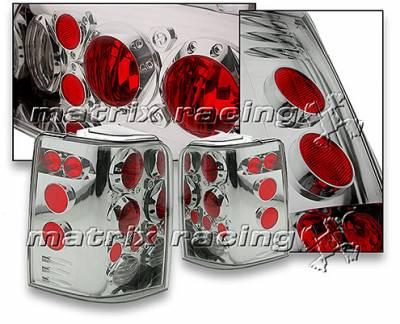 Custom - Chrome Taillights