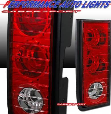 Custom - Euro Red Taillights