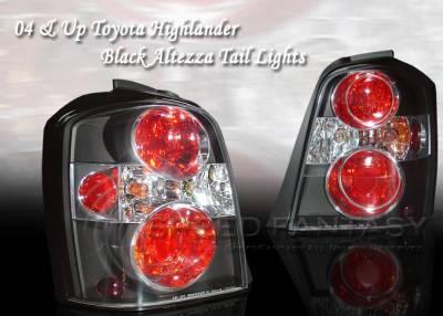 Custom - Black Altezza Taillights