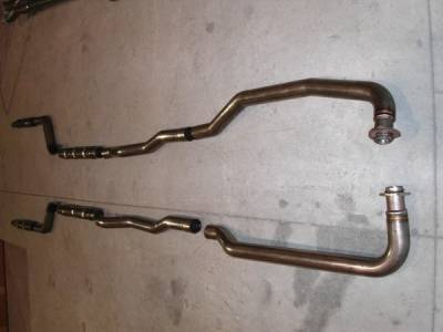 Stainless Works - Chevrolet Corvette Stainless Works Chambered Exhaust System - V68032SCH