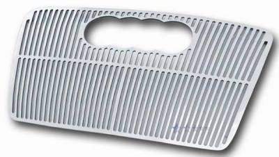 TFP - TFP Aluminum CNC Machined Horizontal Grille Inserts - 513