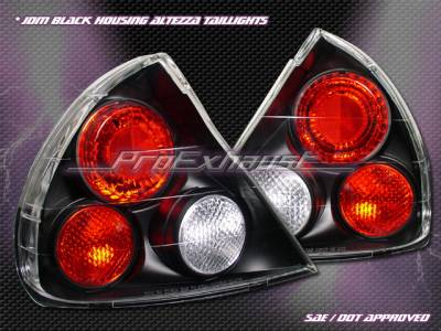 Custom - JDM Black Altezza Taillights
