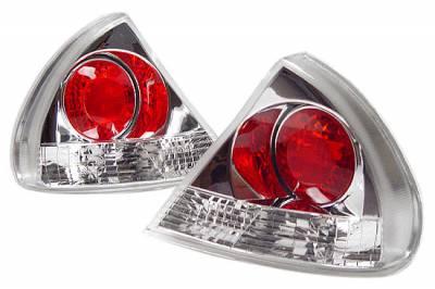 Custom - Chrome Euro Altezza Taillights