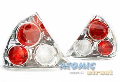 Custom - Euro Chrome Altezza Taillights