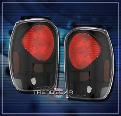 Custom - Black Taillights