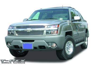 T-Rex - Chevrolet Avalanche T-Rex Billet Grille Insert - 20085