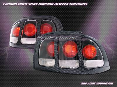 Custom - JDM Carbon Altezza Taillights