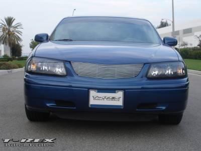 T-Rex - Chevrolet Impala T-Rex Billet Grille Insert - 13 Bars - 20162