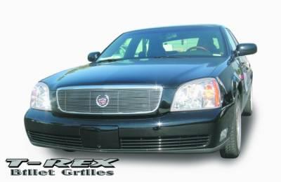 T-Rex - Cadillac DeVille T-Rex Billet Grille Insert - 16 Bars - 20189