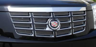 T-Rex - Cadillac Escalade T-Rex Billet Grille Insert - 20194