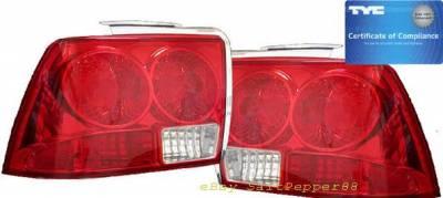 Custom - Red TYC  Taillights