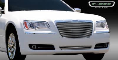 T-Rex - Chrysler 300 T-Rex Billet Grille Insert - 20433
